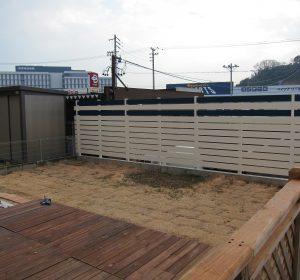 垣根・フェンス